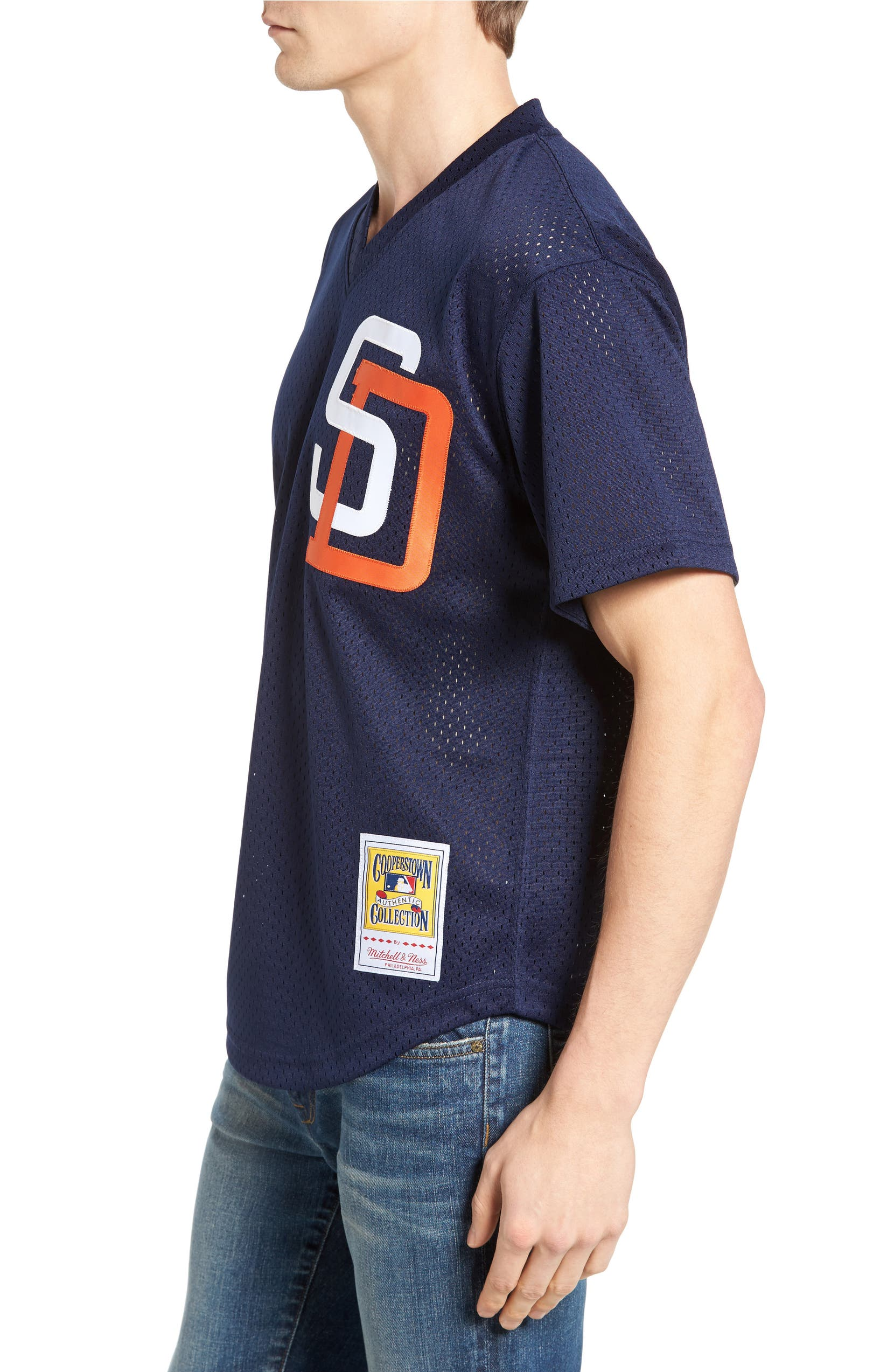 low priced cee9d 7aaae Mitchell & Ness 'Tony Gwynn - San Diego Padres' Authentic ...