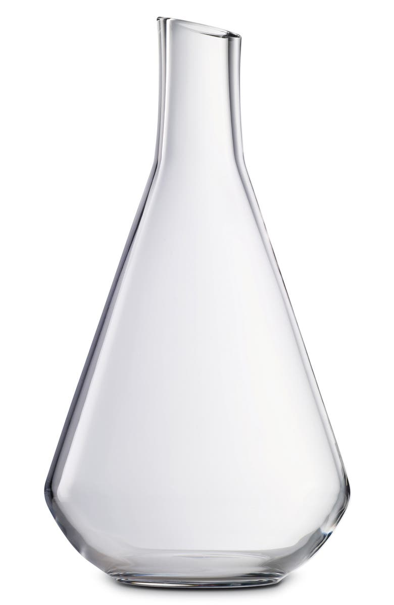 BACCARAT Chateau Lead Crystal Decanter, Main, color, CLEAR