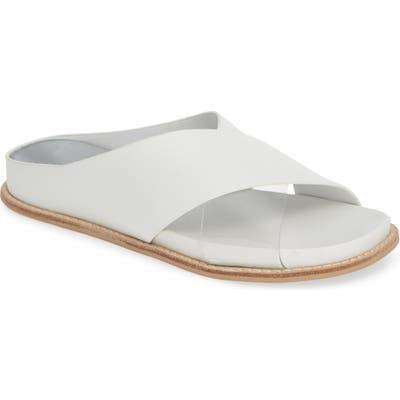 Dolce Vita Griff Slide Sandal, White