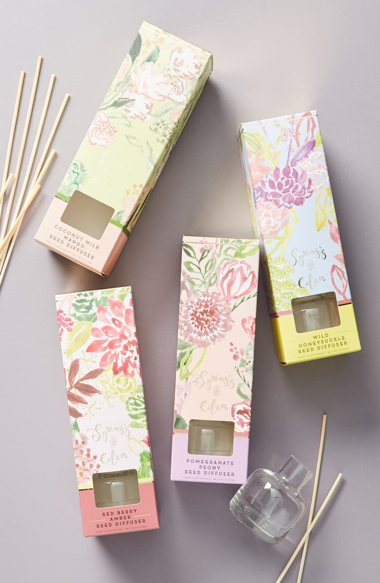 Anthropologie Springs Eden Reed Diffuser