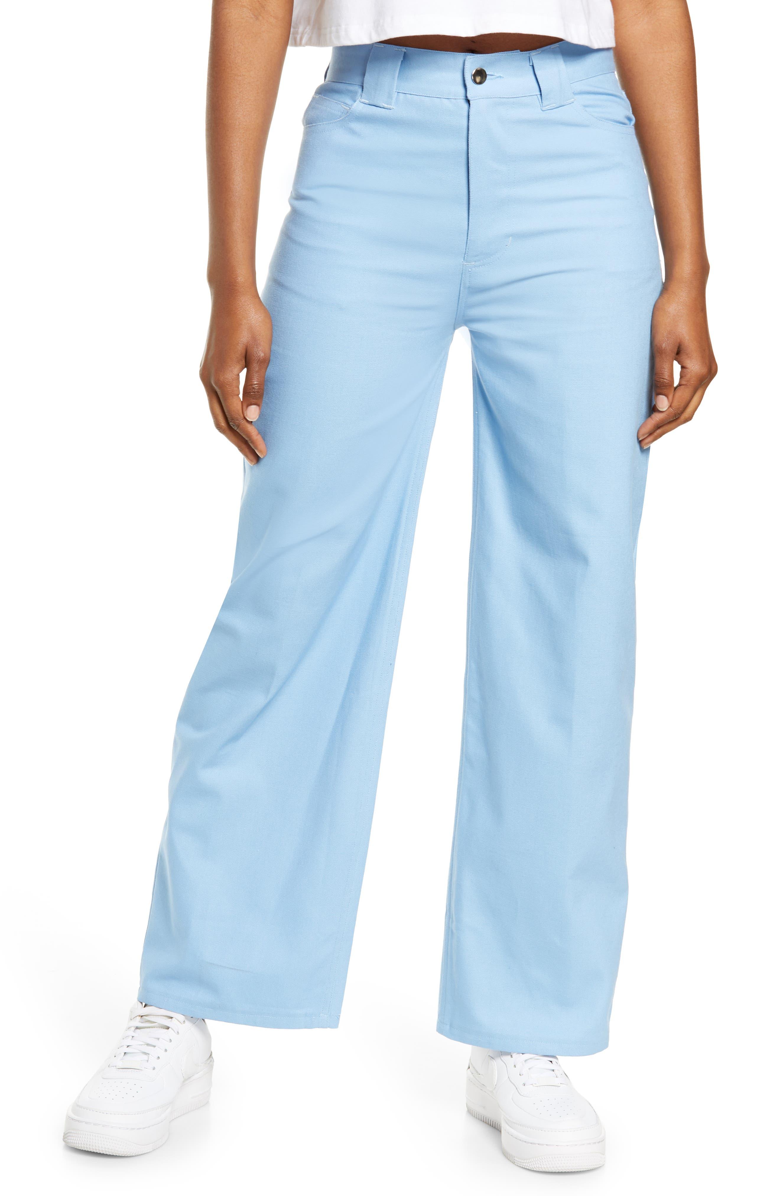 Meteor Organic Cotton Crop Pants