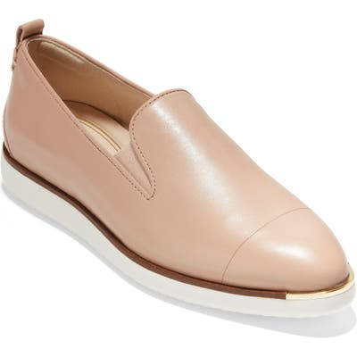 Cole Haan Grand Ambition Slip-On Sneaker B - Brown