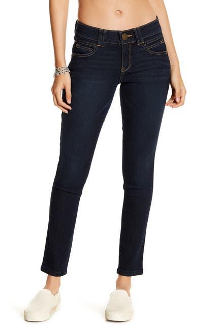 Image of Democracy Tummy Control Skinny Jeans