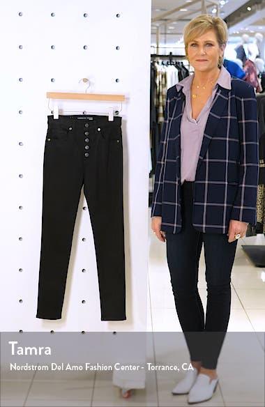Debbie High Waist Skinny Jeans, sales video thumbnail