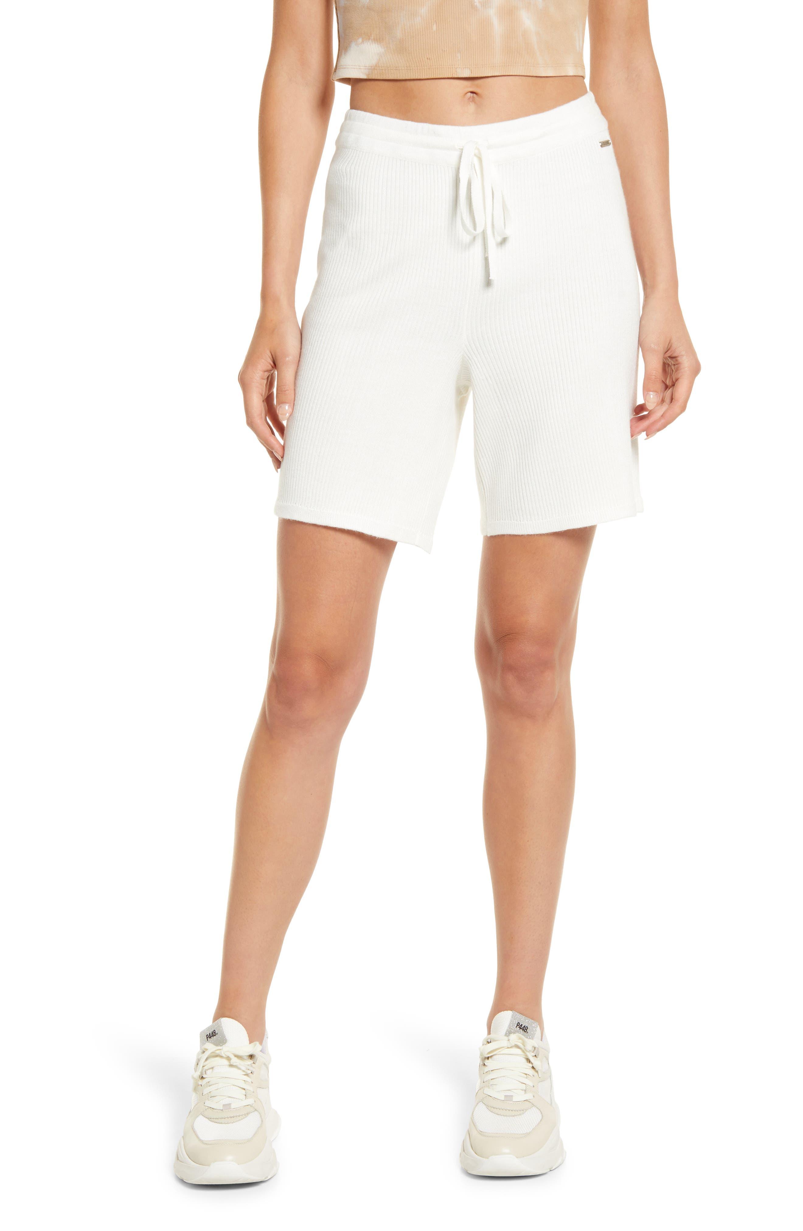 Charli Bermuda Sweater Shorts