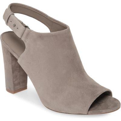 Vince Hartley Slingback Sandal, Grey