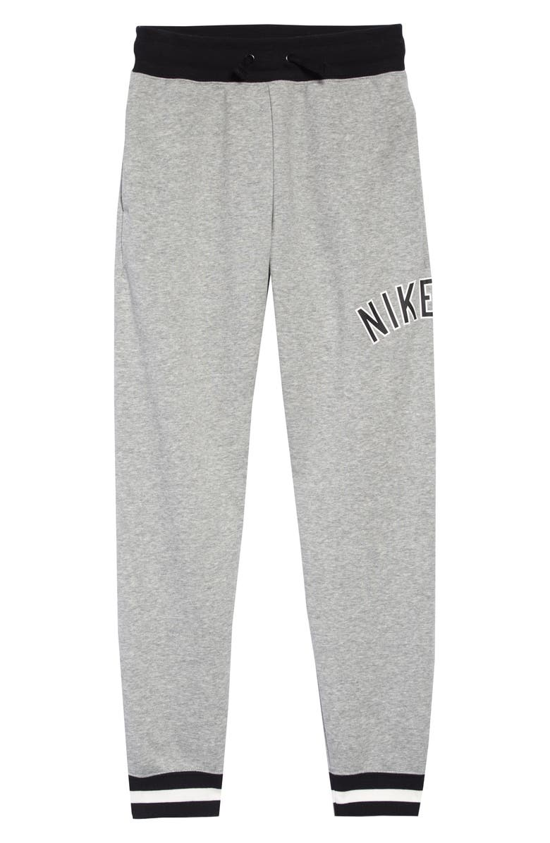 NIKE Air Fleece Jogger Pants, Main, color, 063