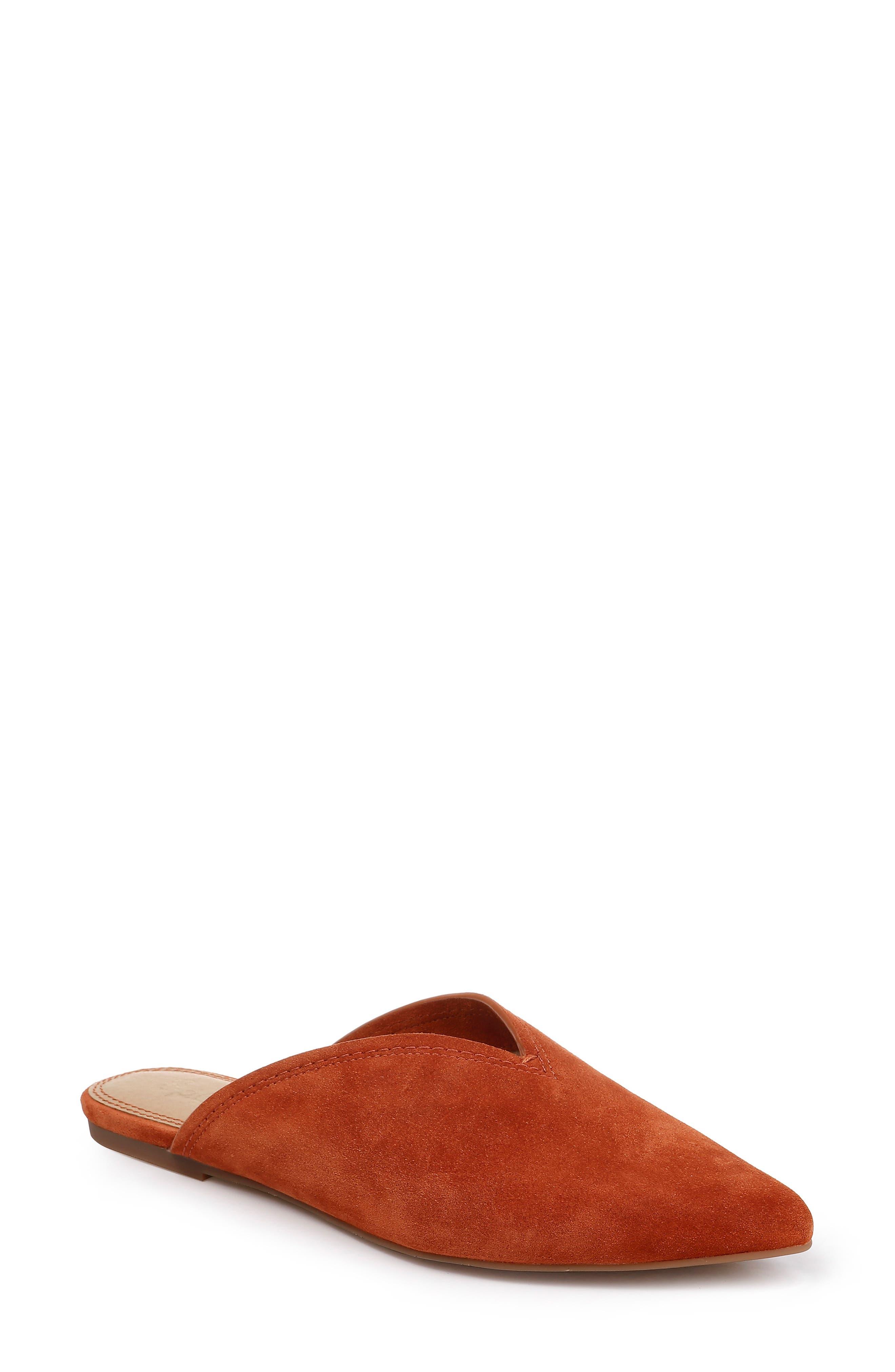 Splendid Hanford Mule- Orange