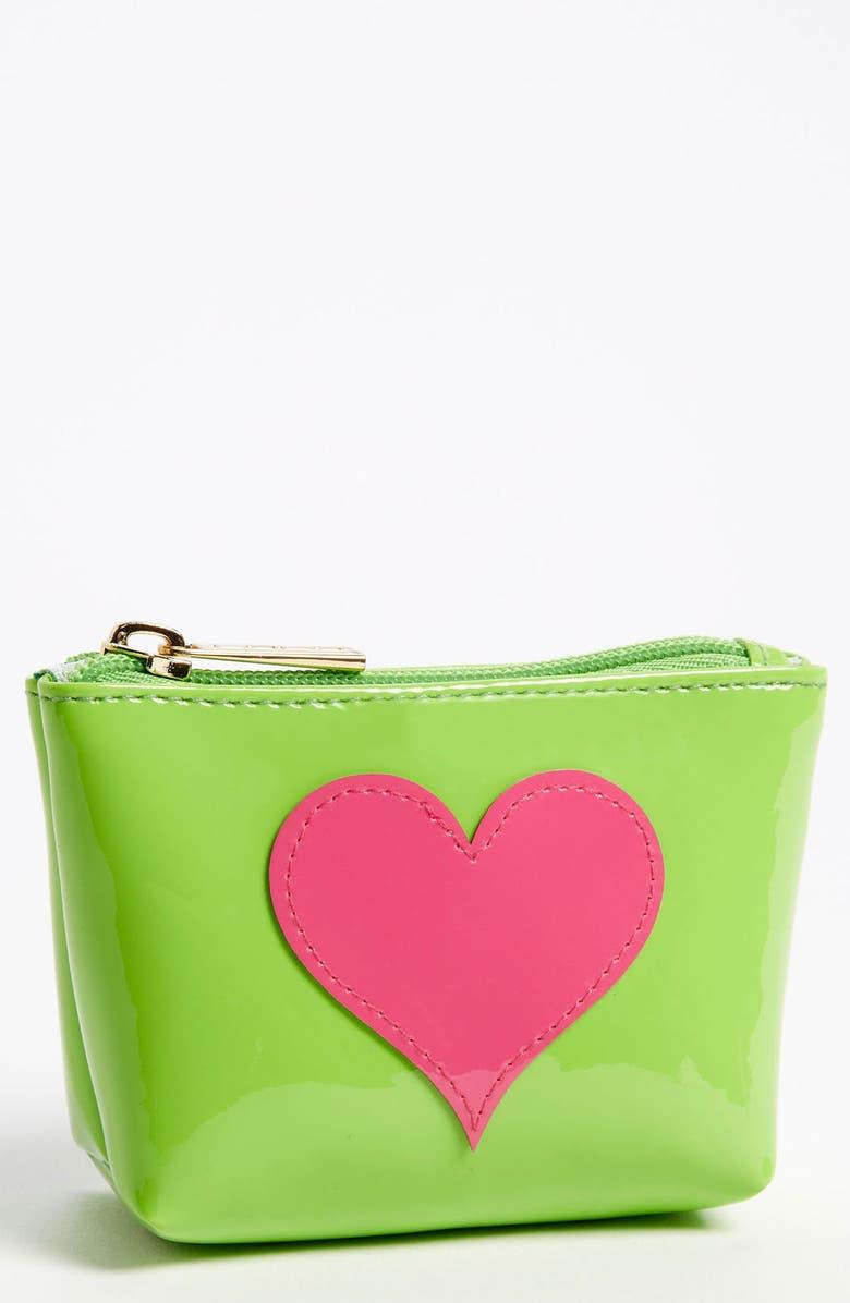LOLO 'Avery - Heart Mini' Pouch, Main, color, 300