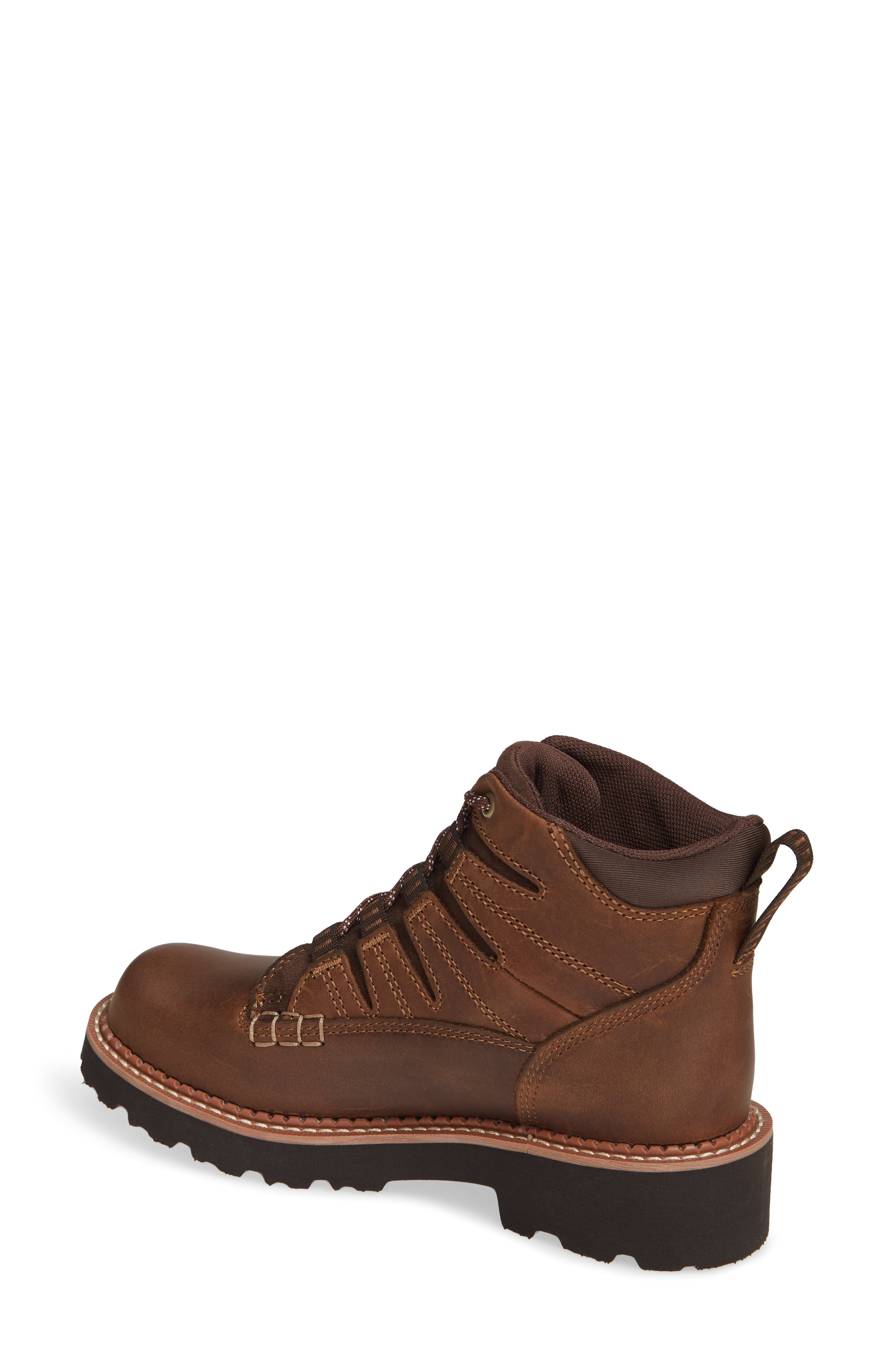 ,                             Canyon II Bootie,                             Alternate thumbnail 2, color,                             DISTRESSED BROWN LEATHER