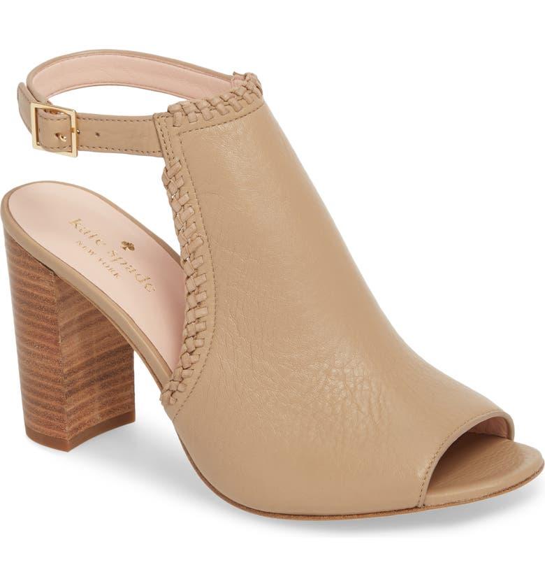 KATE SPADE NEW YORK orelene block heel sandal, Main, color, 277