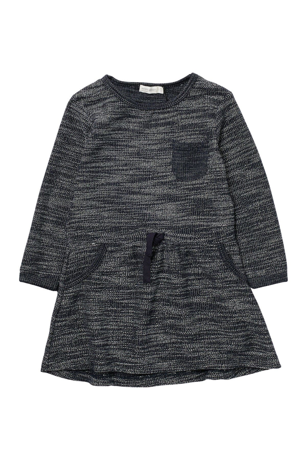 Image of MILES Long Sleeve Knit Dress