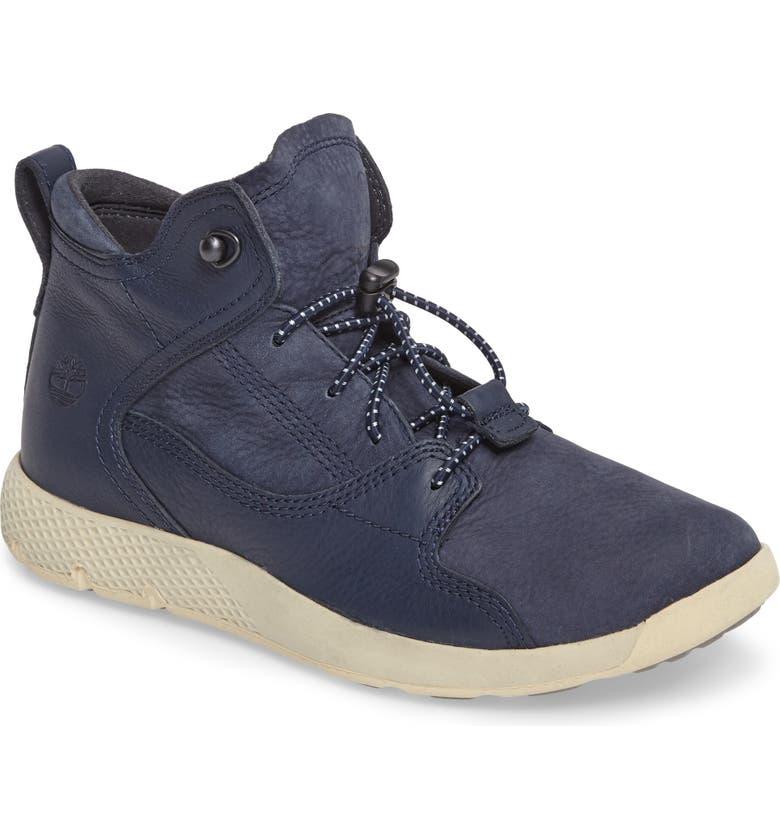 FlyRoam Leather Hiker Boot