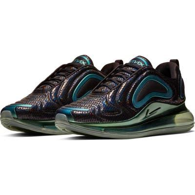 Nike Air Max 720 Sneaker- Black