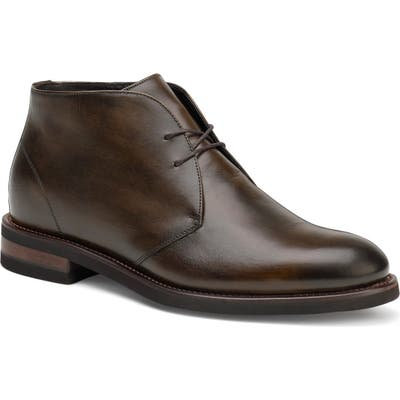 Trask Raymond Chukka Boot- Brown