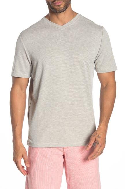 Image of Tommy Bahama Island Drive V-Neck T-Shirt