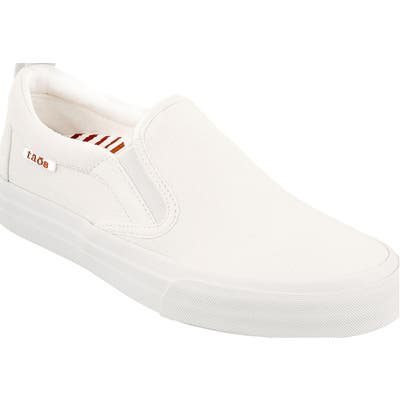 Taos Soul Slip-On Sneaker- White