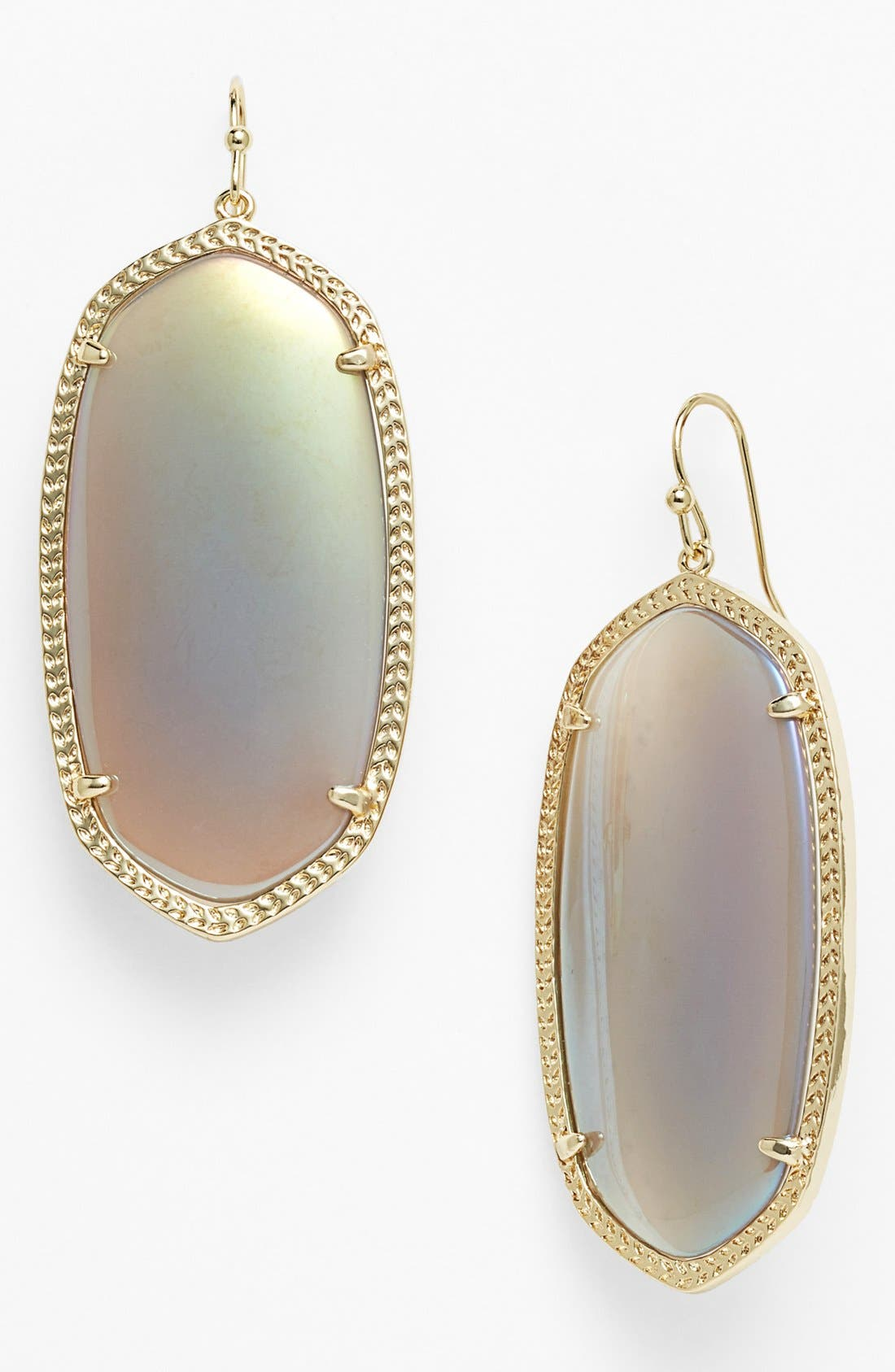 ,                             'Danielle' Oval Statement Earrings,                             Main thumbnail 50, color,                             540