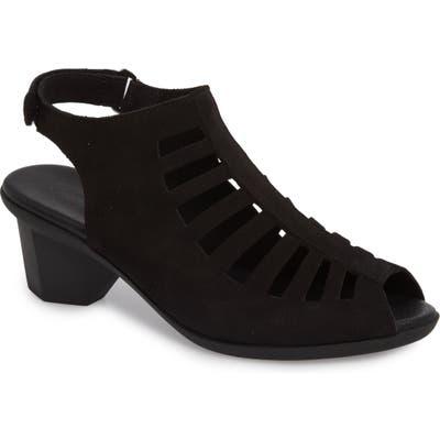 Arche Enexor Sandal, Black