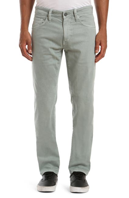 Image of Mavi Marcus Slim Straight Leg Jeans