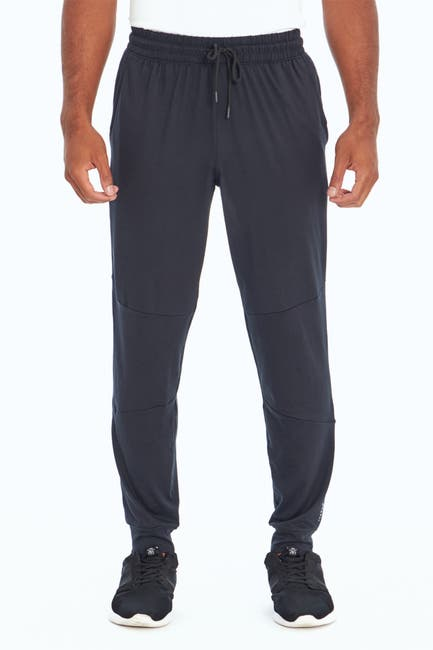 Image of The Balance Collection Stretch Woven Zip Hem Joggers