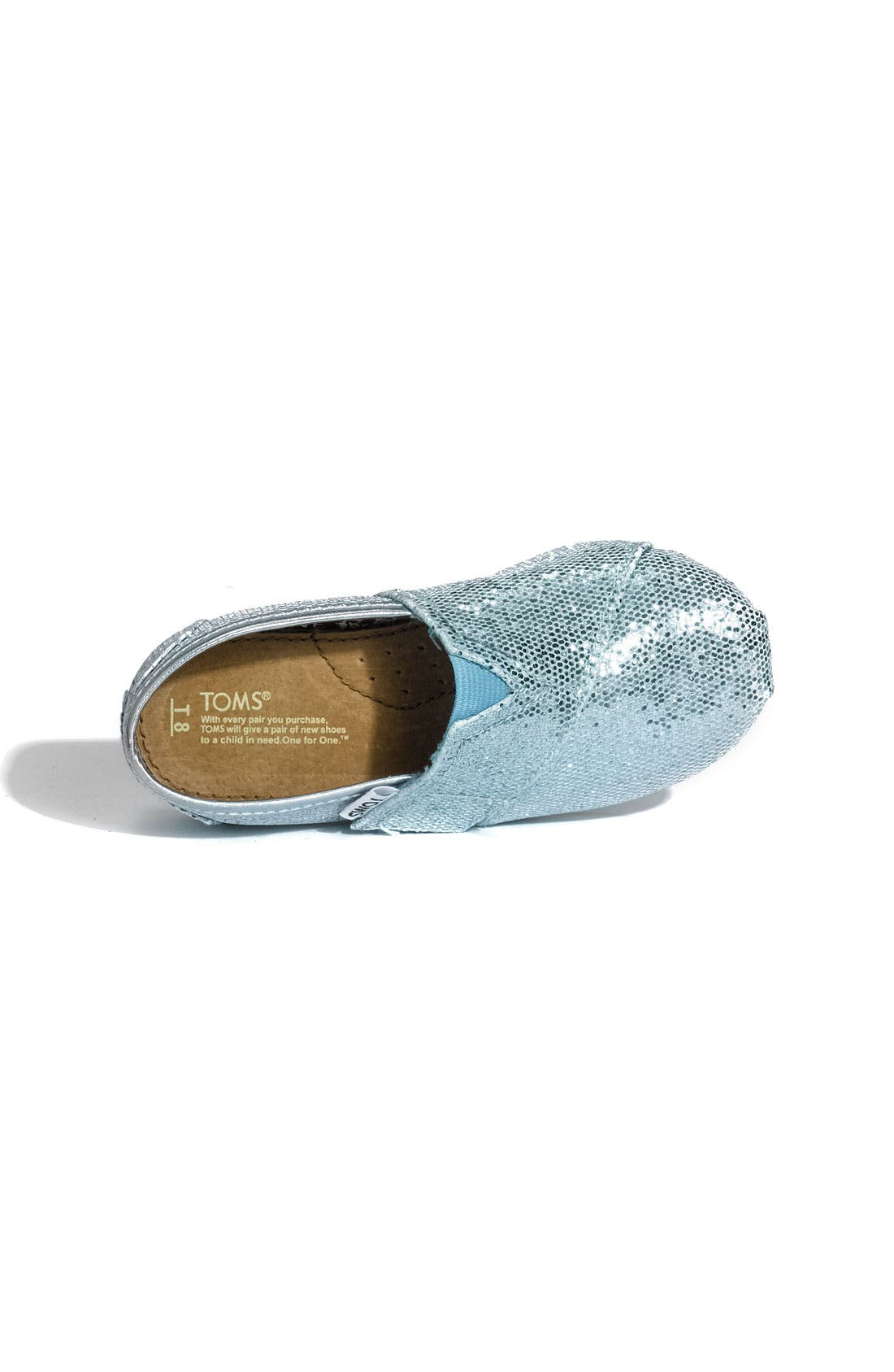 ,                             'Classic Tiny - Glitter' Slip-On,                             Alternate thumbnail 18, color,                             440