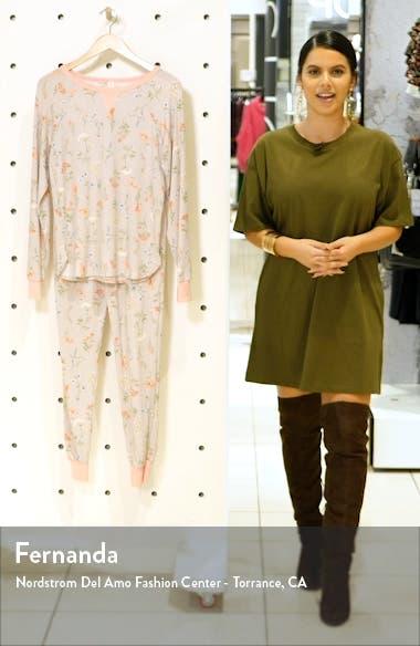 Flora Nikrooz Maddie Hacci Pajamas, sales video thumbnail