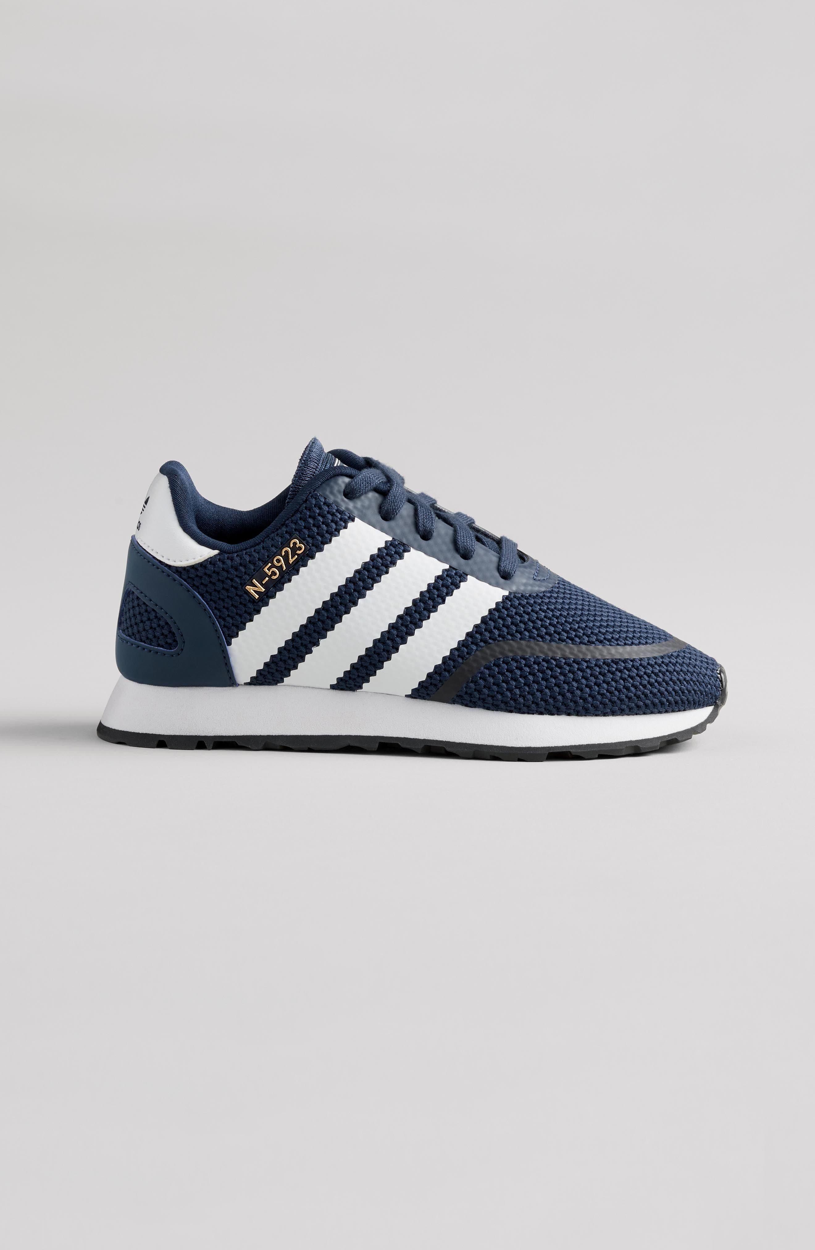 ,                             N-5923 Classic Sneaker,                             Alternate thumbnail 7, color,                             400