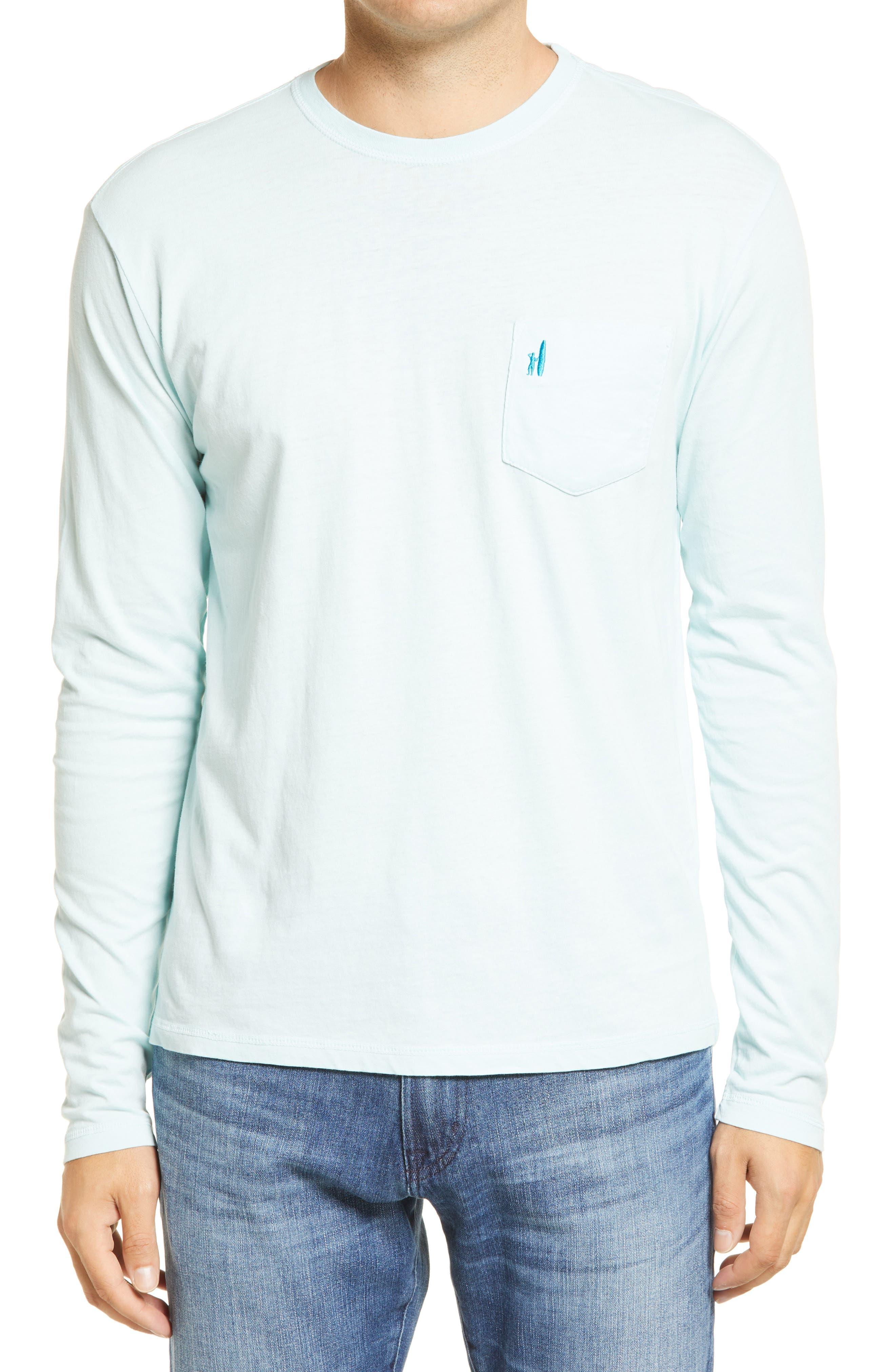 Brennan Long Sleeve Pocket T-Shirt