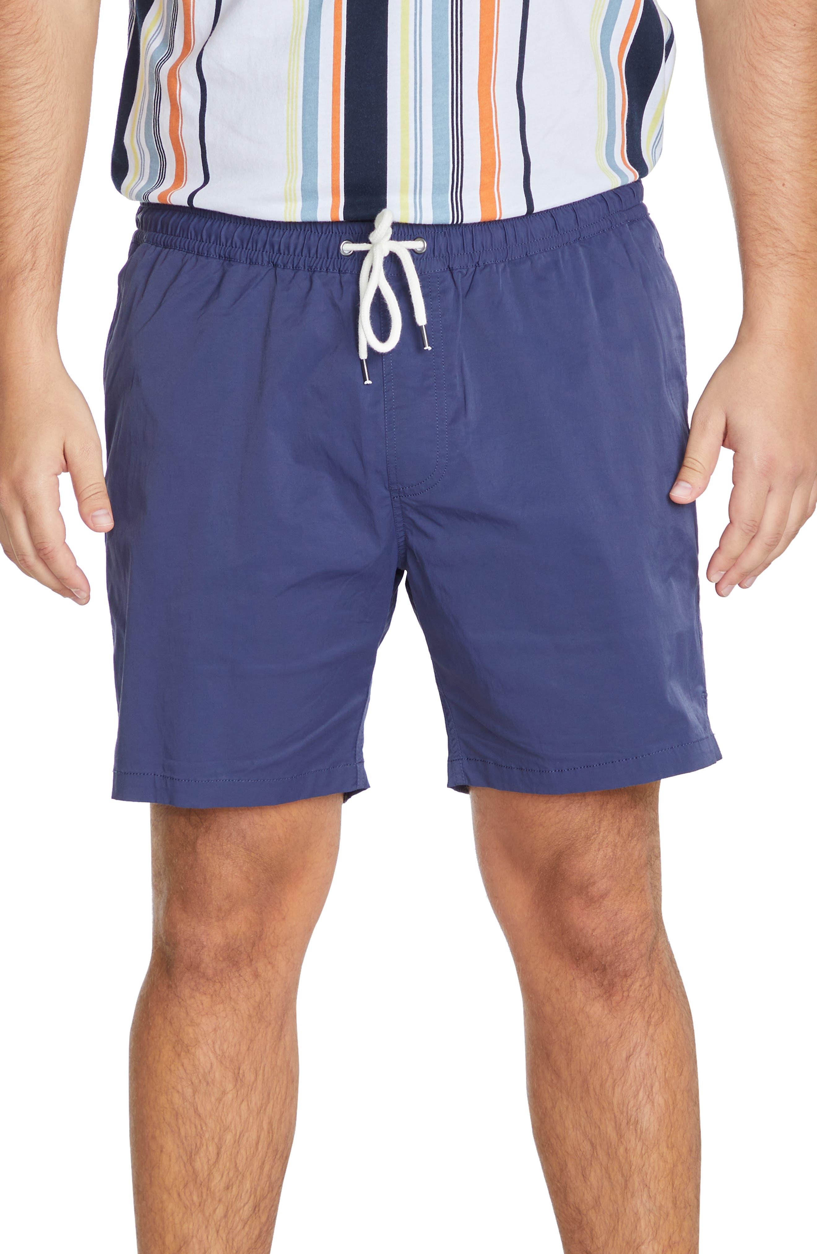 Plain Stretch Swim Shorts