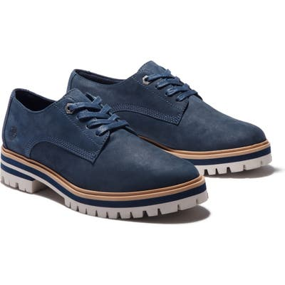 Timberland London Square Derby- Blue