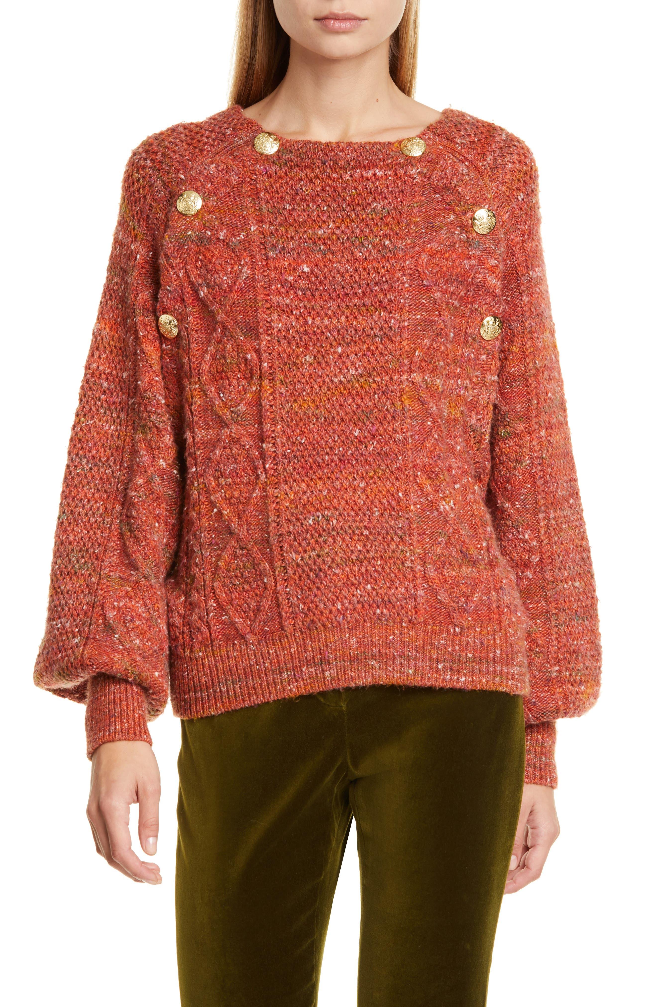 Veronica Beard Sweaters Adelaida Sweater
