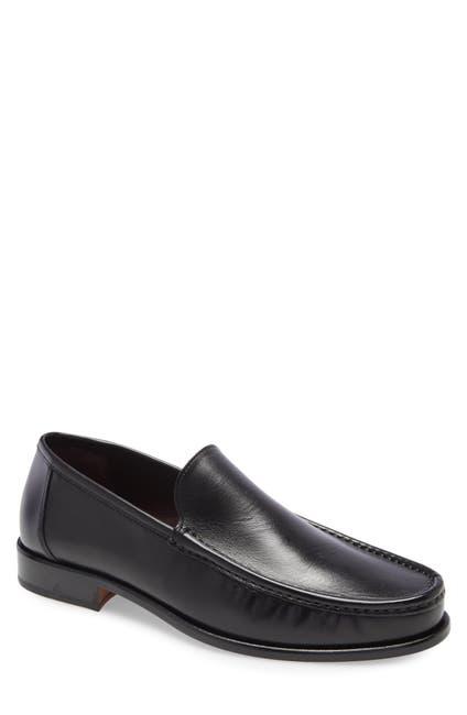 Image of Bruno Magli Positano Leather Venetian Loafer