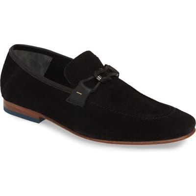 Ted Baker London Siblac Bit Loafer, Black