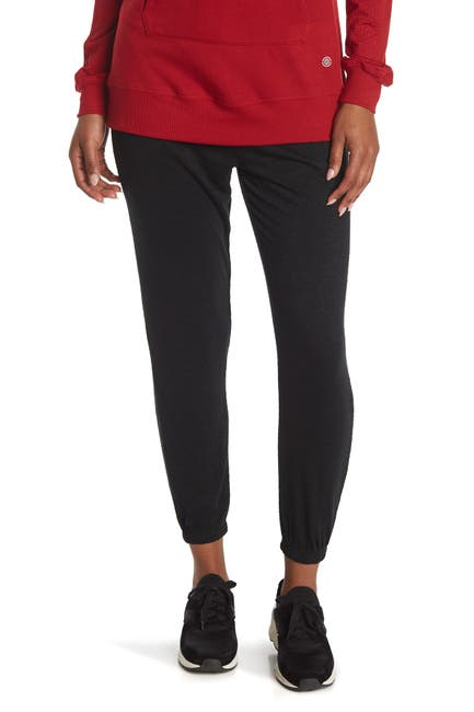 Image of Max Studio Reflection Solid Joggers