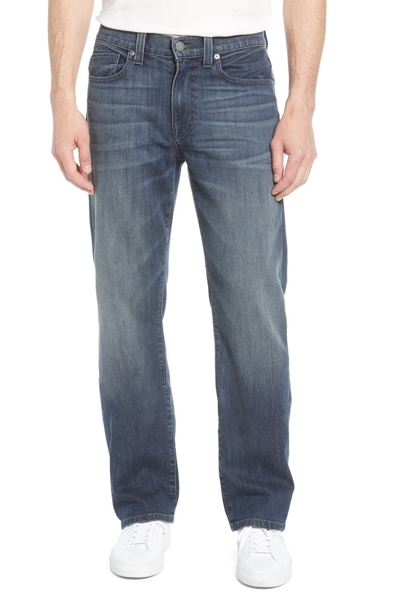 FIDELITY DENIM 50-11 Relaxed Fit Jeans, Main, color, LEGACY