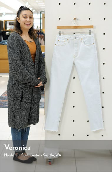 501<sup>®</sup> High Waist Skinny Jeans, sales video thumbnail