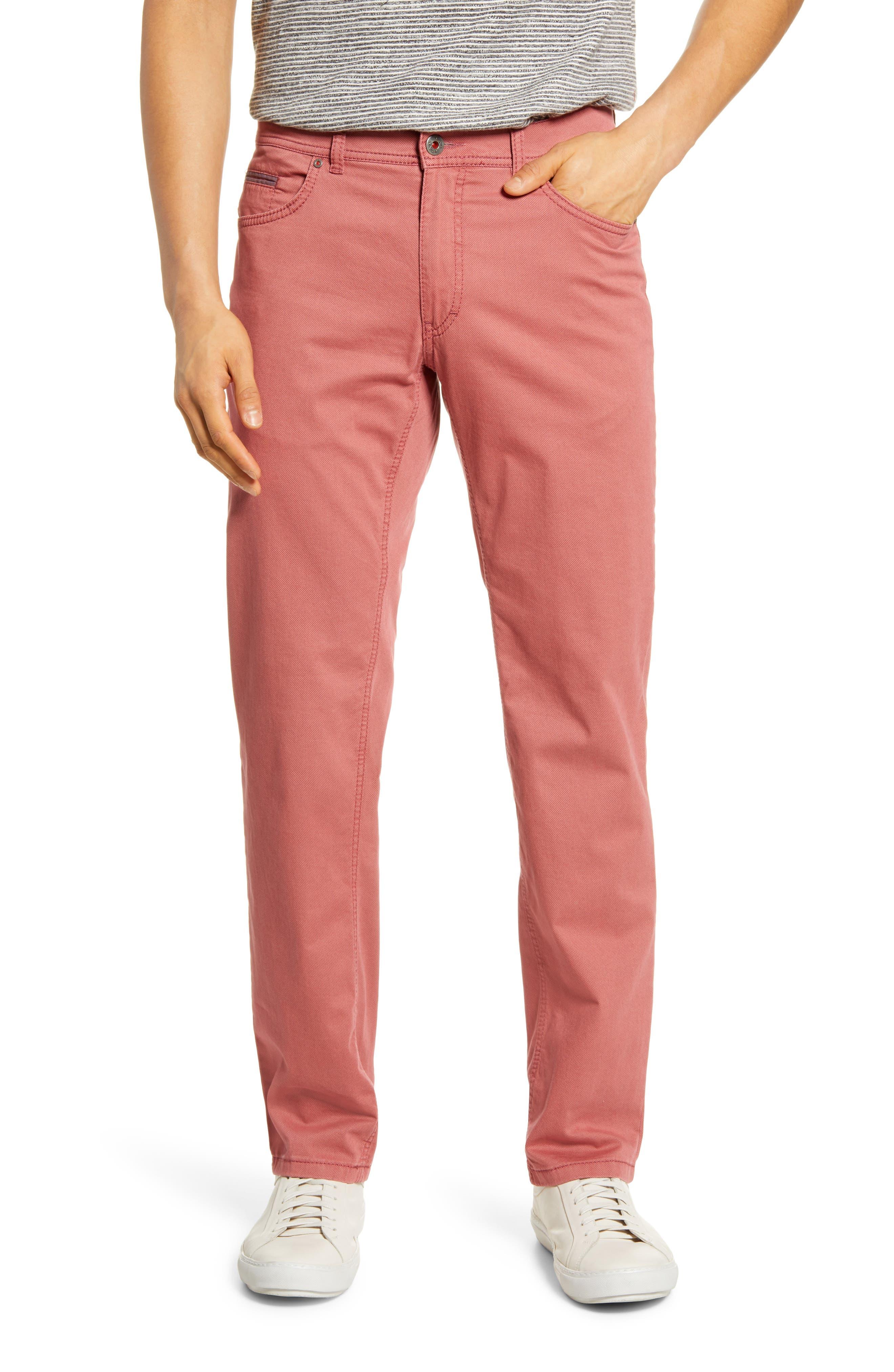 Cooper Five Pocket Stretch Cotton Pants