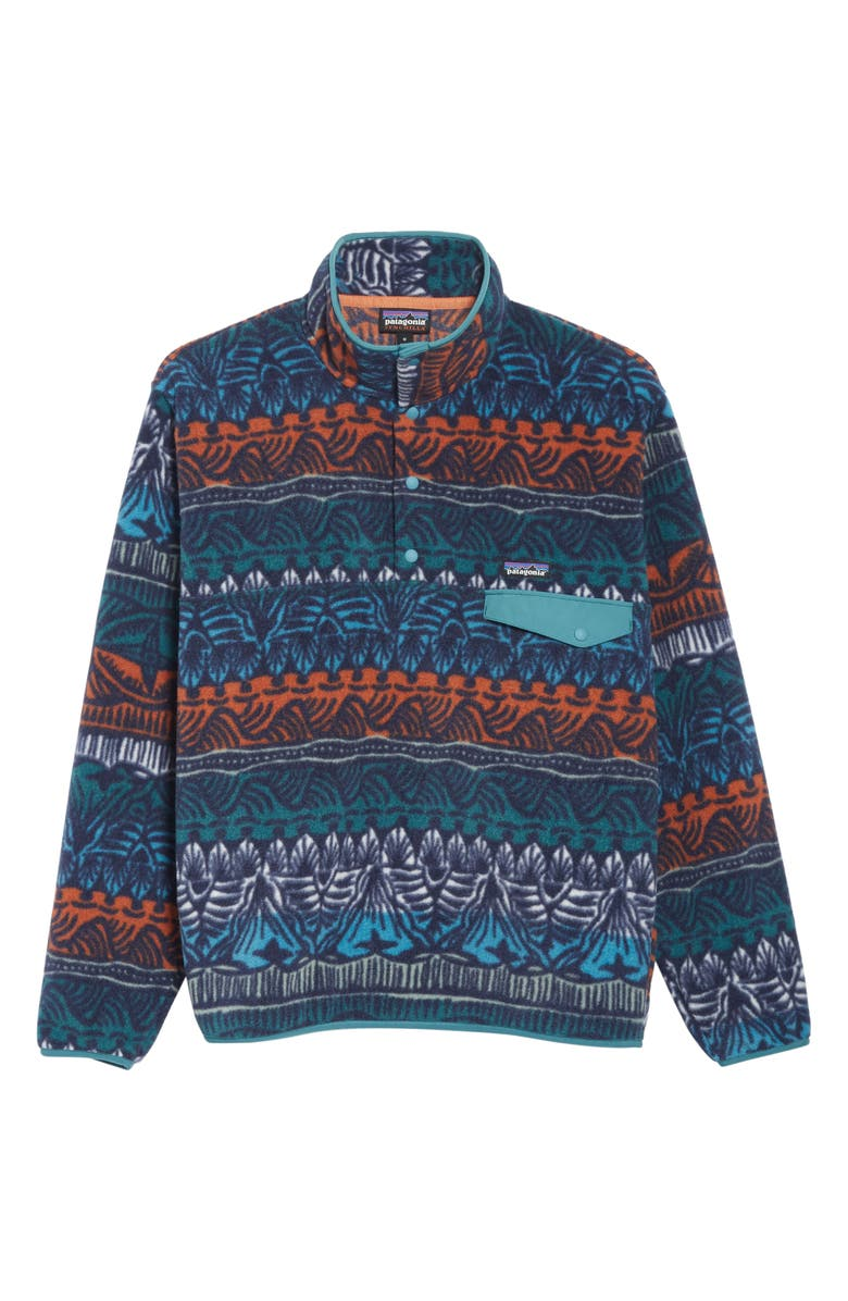PATAGONIA Synchilla<sup>®</sup> Snap-T<sup>®</sup> Pullover, Main, color, 402