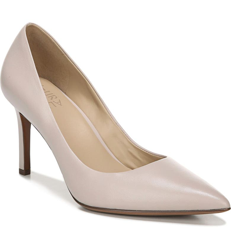 NATURALIZER Anna Pump, Main, color, SOFT MARBLE LEATHER