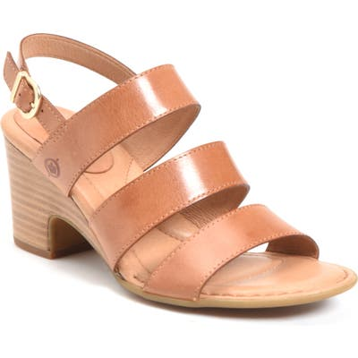 B?rn Fulda Sandal, Brown