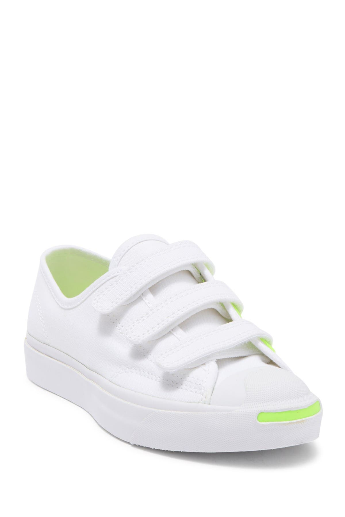 Image of Converse Jack Purcell 3V Oxford Strap Sneaker