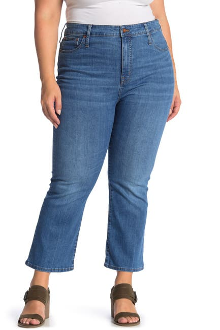 Image of Madewell Cali Demi Bootcut Denim Jeans
