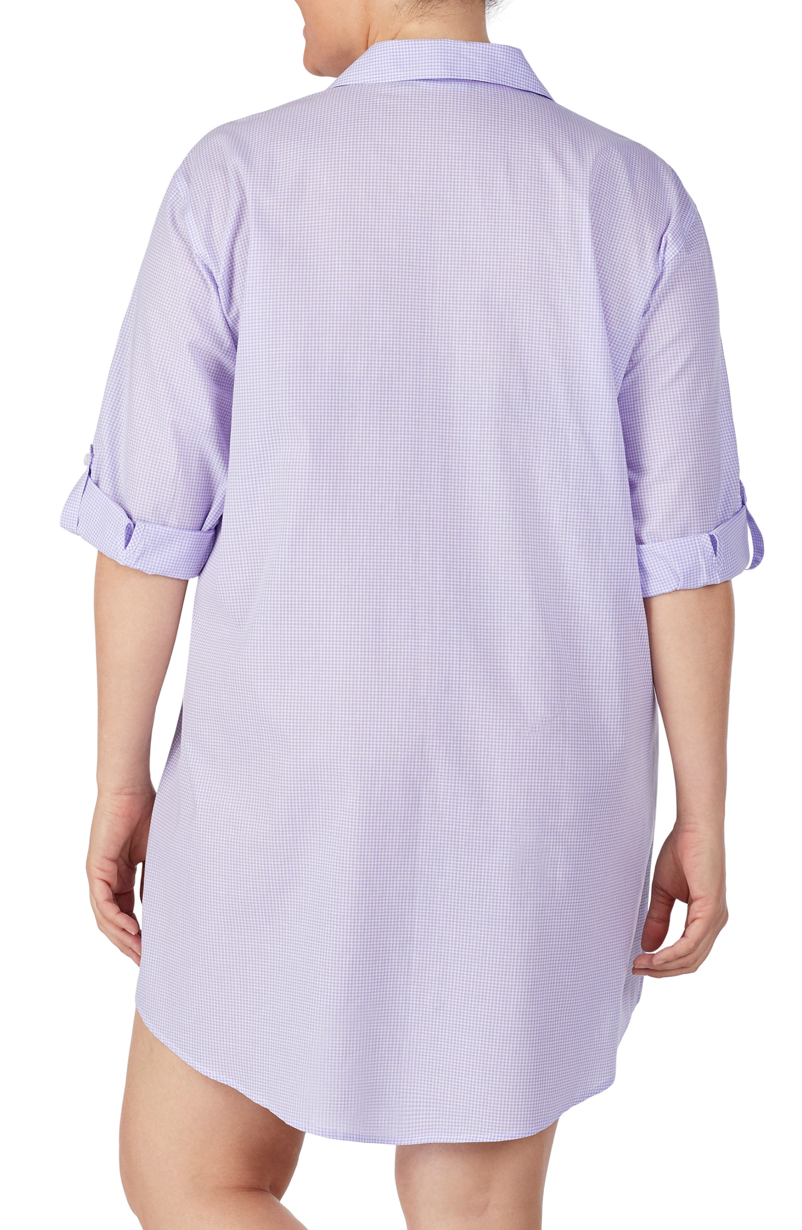 ,                             His Sleepshirt,                             Alternate thumbnail 2, color,                             LAVENDER