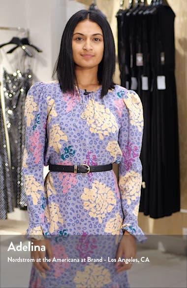 3D Sequin Appliqué Gown, sales video thumbnail