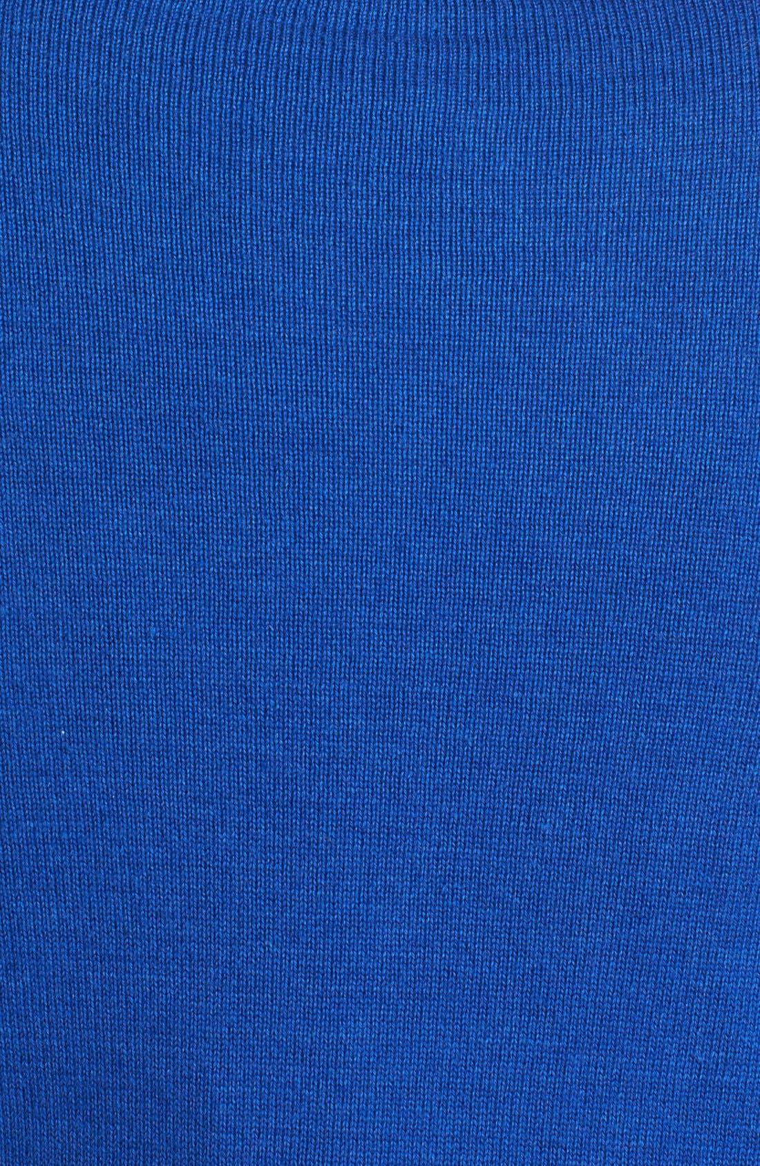 ,                             'Letterman' Sweater,                             Alternate thumbnail 7, color,                             400