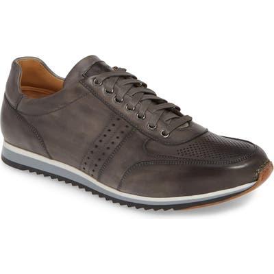 Magnanni Marlow Water Resistant Sneaker, Grey