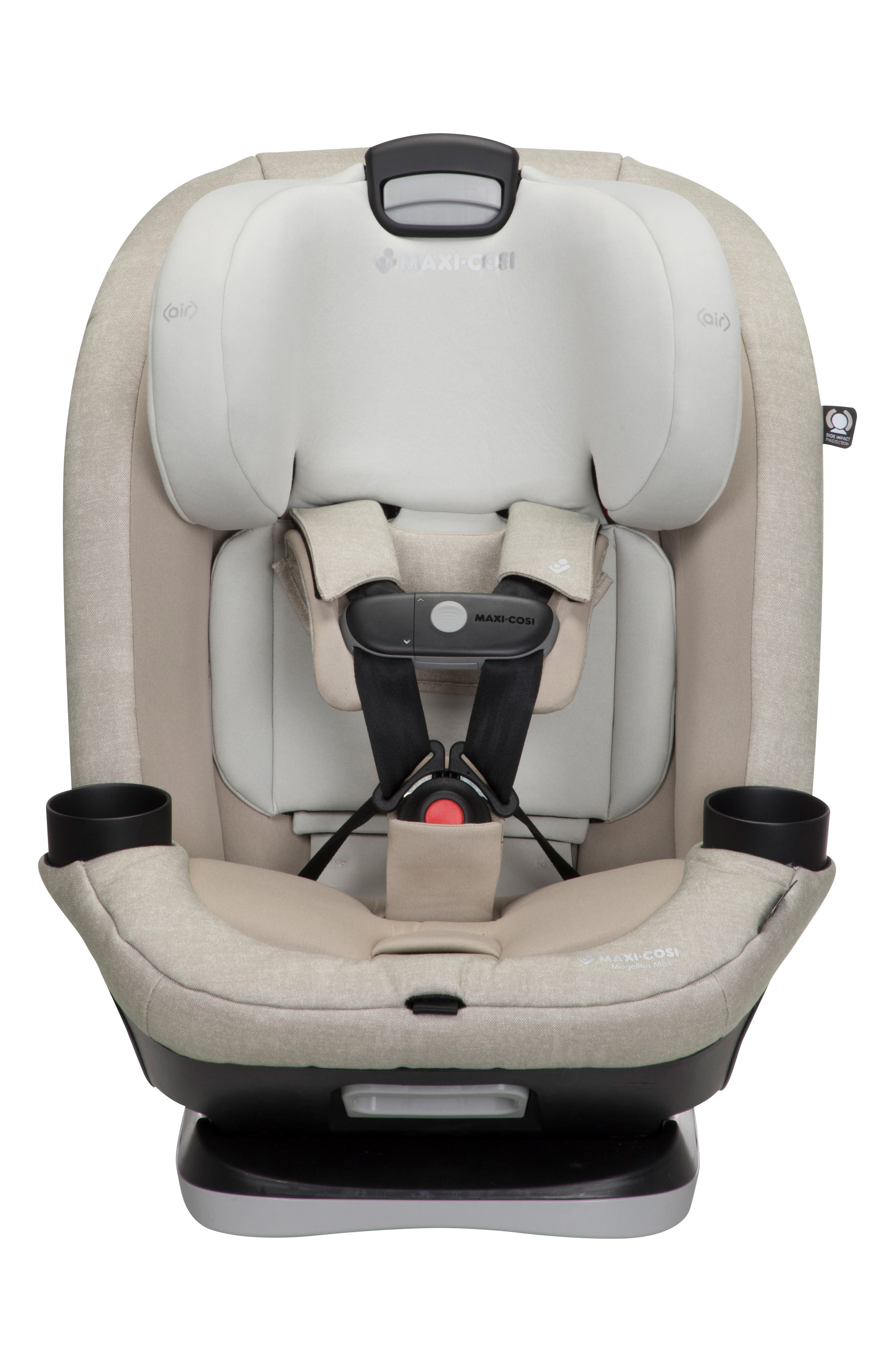 Infant MaxiCosi Magellan Max 2018 5In1 Convertible Car Seat Size One Size  Beige