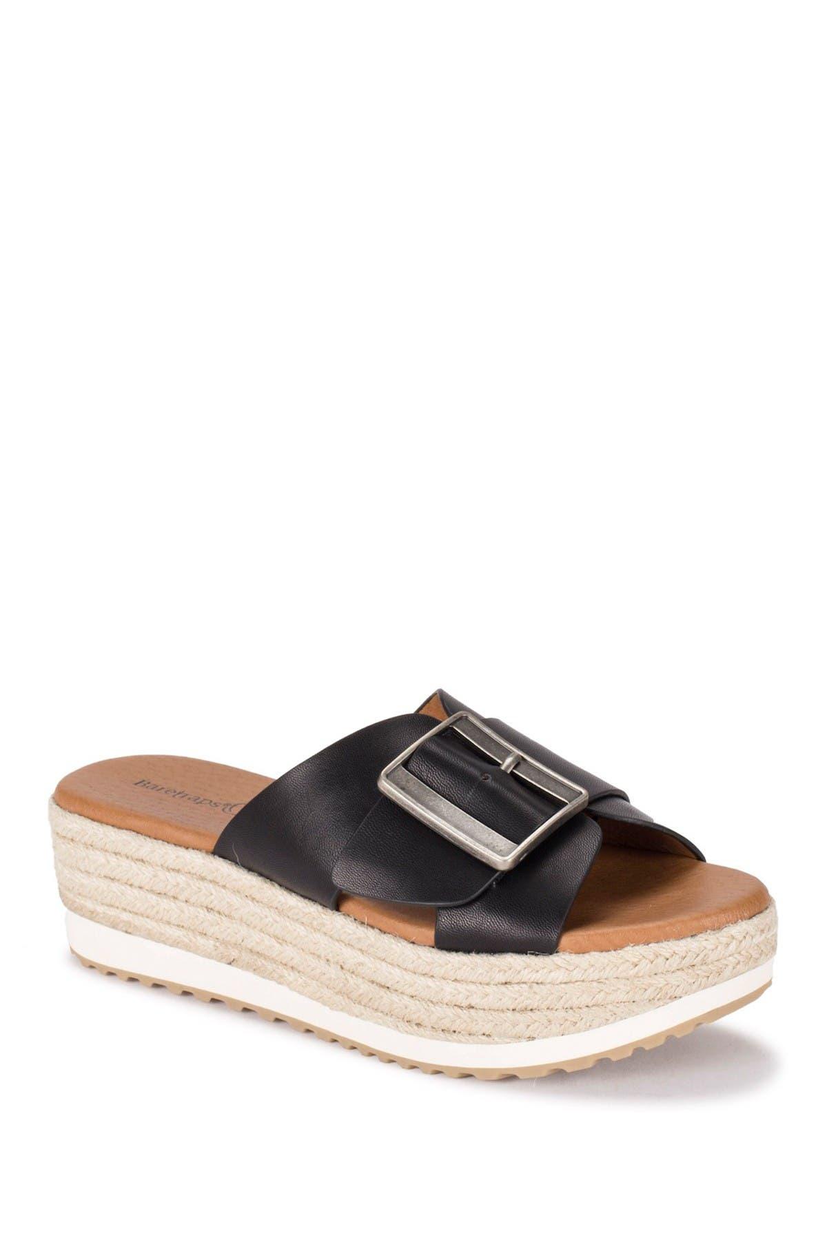 Image of BareTraps Walta Wedge Slide Sandal