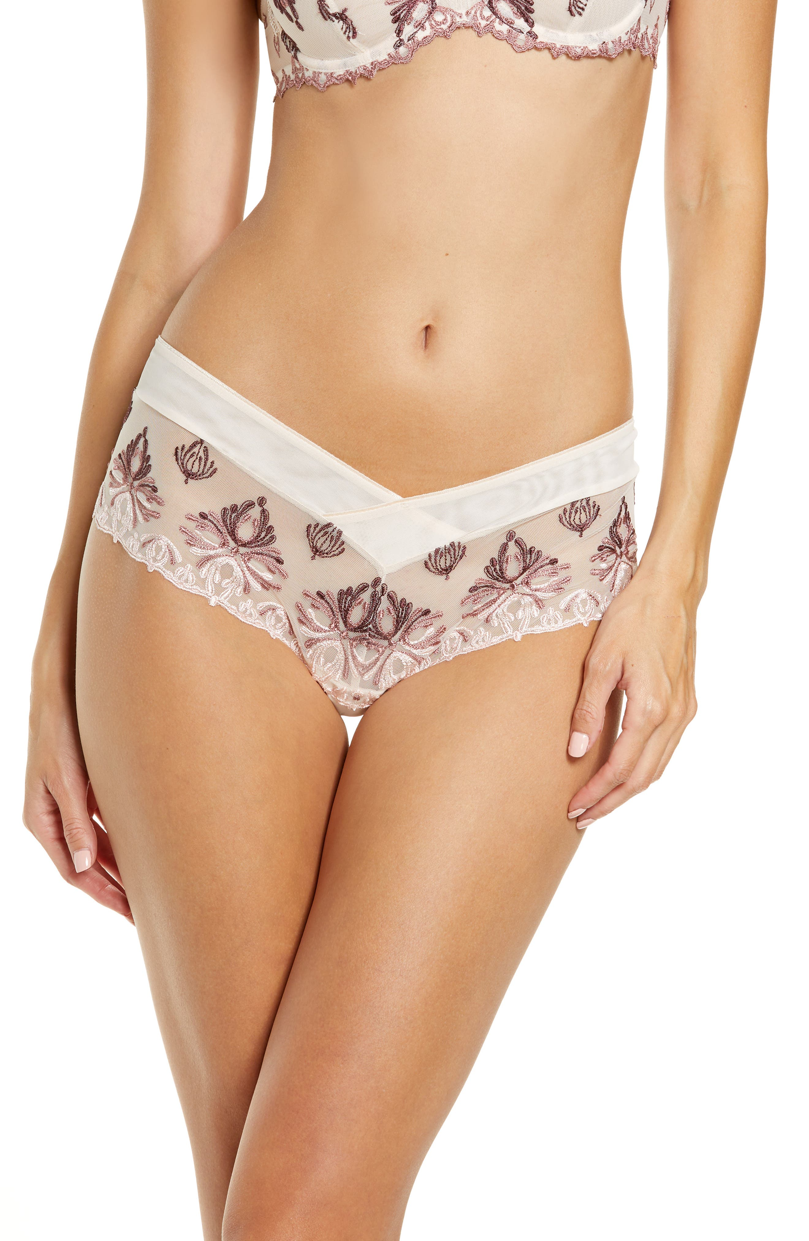 Champs-Elysees Hipster Panties